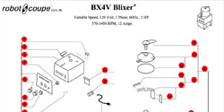 Download BX4V Blixer Manual