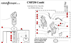 Download CMP250 Combi Manual