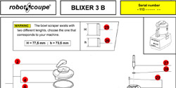 Download Blixer 3 B Manual